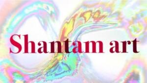 Shantam art カタログ頁