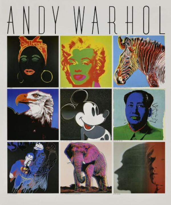 アンディ・ウォーホル展 1983